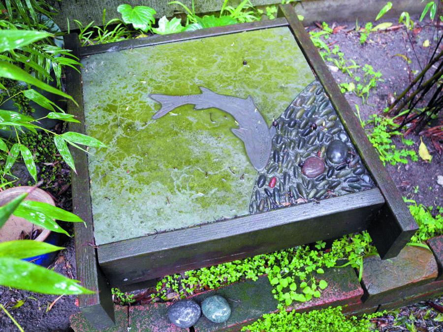 Free Standing Sculptures & Memorials - Fish Slab