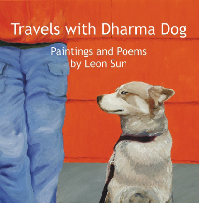 Travels with Dharma Dog Cover